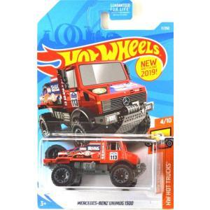 ホットウィール マテル ミニカー FYB55 Hot Wheels 2019 HW Hot Truc...