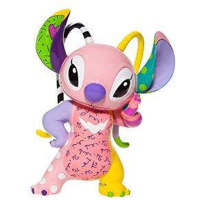 エネスコ Enesco 置物 インテリア 6007095 Enesco Disney by Romero Britto Lilo and Stitch The Series A maniacs-shop