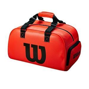 テニス バッグ ラケットバッグ WRZ847991 Wilson Infrared Small Tennis Travel Duffle Bag|maniacs-shop