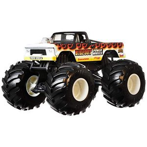 ホットウィール マテル ミニカー GJG82 Hot Wheels Monster Trucks B...