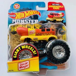 ホットウィール マテル ミニカー GJD82 Hot Wheels Monster Trucks 2...