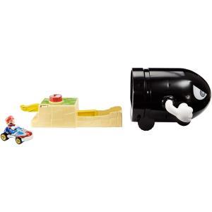 ホットウィール マテル ミニカー GKY54 Hot Wheels Mario Kart Bulle...