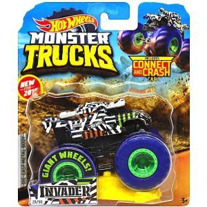 ホットウィール マテル ミニカー 1654564 Hot Wheels Invader Giant ...