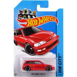 ホットウィール マテル ミニカー na 2014 Hot Wheels Hw City 30/250 - 1990 Honda Civic EF by Hot Wh|maniacs-shop