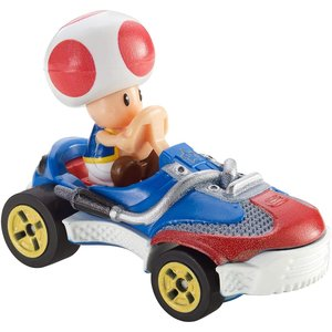 ホットウィール マテル ミニカー GBG30 Hot Wheels GBG30 Mario Kart...