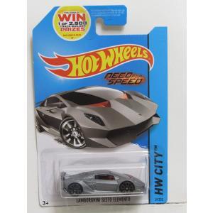 ホットウィール マテル ミニカー Hot Wheels 2014 Hw City Need for ...