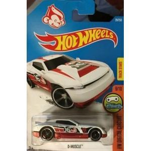 ホットウィール マテル ミニカー DHP60 Hot Wheels 2016 D Muscle D ...