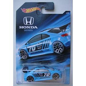 ホットウィール マテル ミニカー GDG48-K910 Hot Wheels Honda Serie...