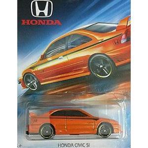 ホットウィール マテル ミニカー GDG44 Hot Wheels Honda Series Ora...