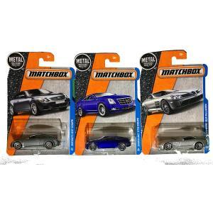 ホットウィール マテル ミニカー Hot Wheels Matchbox Exotic Collection - Infiniti G37 Coupe, Cadil|maniacs-shop