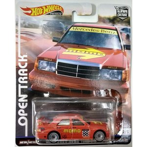 ホットウィール マテル ミニカー hwMercedes-Benz190EPopCulture#2 H...