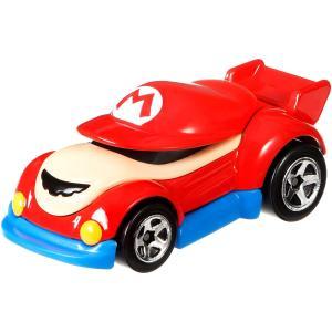 ホットウィール マテル ミニカー FLJ17 Hot Wheels Mario Vehicle, 1...