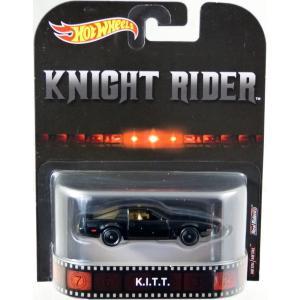 ホットウィール マテル ミニカー Hot Wheels 2017 Retro Entertainment - Knight Rider K.I.T.T.|maniacs-shop