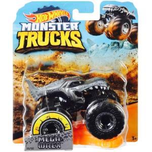 ホットウィール マテル ミニカー GBT87 Hot Wheels Monster Trucks Mega Wrex Creature Vehicle - Conn|maniacs-shop