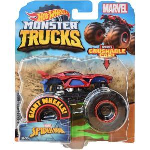 ホットウィール マテル ミニカー GBT44 Hot Wheels Monster Trucks 1...