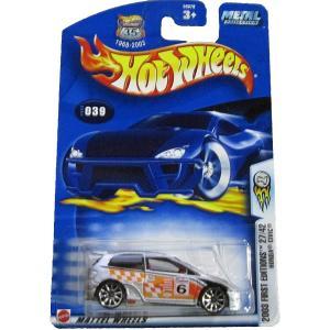 ホットウィール マテル ミニカー Hot Wheels 2003-039 First Edition...