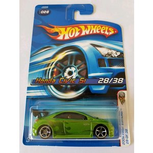ホットウィール マテル ミニカー 1 Hot Wheels 2006 028 FIRST EDITI...