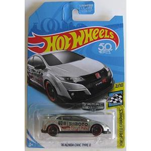 ホットウィール マテル ミニカー '16 Honda Civic Type R Hot Wheels...