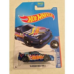 ホットウィール マテル ミニカー DTY69 Hot Wheels 2017 HW Race Tea...