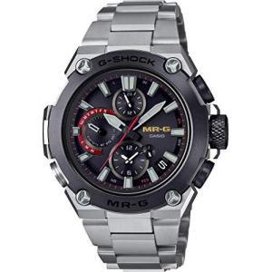 腕時計 カシオ メンズ MRGB1000D-1A G-Shock MRGB1000D-1A MR-G Mid-Size Titanium DLC Bezel|maniacs-shop