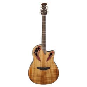 オベーション アコースティックギター アメリカ海外限定多数 CE44P-FKOA Ovation CE44P-F maniacs-shop
