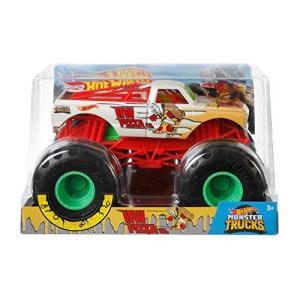 ホットウィール マテル ミニカー GBV37 Hot Wheels Monster Trucks H...