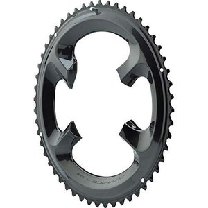 チェーンリング ギア パーツ Y1VP34000 SHIMANO Dura-Ace R9100 Chainring Black, 34T|maniacs-shop