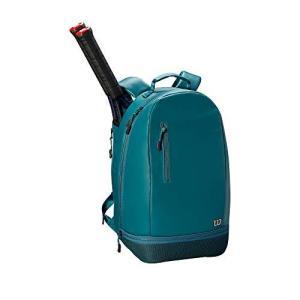 テニス バッグ ラケットバッグ WRZ865995 Wilson Women's Minimalist Backpack, Green|maniacs-shop