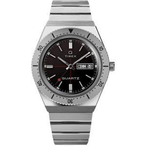 腕時計 タイメックス メンズ TW2T95500 Timex Q 38mm Todd Snyder Special Edition|maniacs-shop