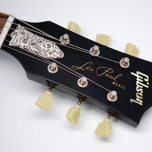フローラル トラスロッドカバー for Gibson☆JAY TSUJIMURA(ジェイ・ツジムラ)☆TRUSS ROD COVER【オーダー後生産商品】|manifica