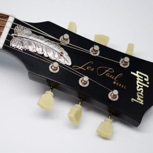フェザー トラスロッドカバー for Gibson☆JAY TSUJIMURA(ジェイ・ツジムラ)☆TRUSS ROD COVER【オーダー後生産商品】|manifica