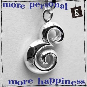 【E】イニシャルEネックレス☆JAY TSUJIMURA(ジェイ・ツジムラ)☆more personal more happiness!!コレクション|manifica