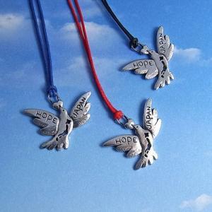 希望のHOPEネックレス(鳩DOVE) ☆JAY TSUJIMURA(ジェイ・ツジムラ)☆HOPEコレクション☆|manifica