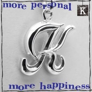 【K】イニシャルKネックレス☆JAY TSUJIMURA(ジェイ・ツジムラ)☆more personal more happiness!!コレクション|manifica