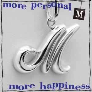 【M】イニシャルMネックレス☆JAY TSUJIMURA(ジェイ・ツジムラ)☆more personal more happiness!!コレクション|manifica