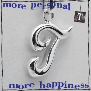 【T】イニシャルTネックレス☆JAY TSUJIMURA(ジェイ・ツジムラ)☆more personal more happiness!!コレクション|manifica