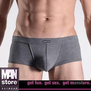グレー モダールのホットパンツ☆ドイツ製 MANSTORE(マンストア)☆M311シリーズ ☆Hot Pants 【M】サイズ|manifica
