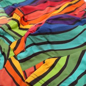 【M】サイズ 柔らかいマイクロジャージ 虹のメンズボクサーパンツ☆ドイツ製 MANSTORE(マンストア)☆M663☆Micro Pants Wave  Rainbow 男性下着 manifica 04
