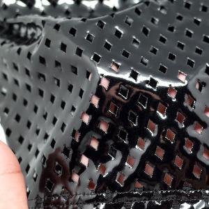 【M】サイズ パンチングメタリック メンズボクサーパンツ (ブラック・イエロー・シルバー)☆ドイツ製 MANSTORE(マンストア)☆M702シリーズ ☆Micro Pants|manifica|11