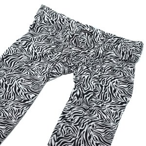 【M】サイズ ゼブラ メンズレギンス ☆ドイツ製 MANSTORE(マンストア)☆M610 男性タイツ ☆Tight Leggings Zebra|manifica|03