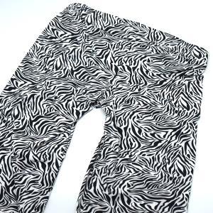 【M】サイズ ゼブラ メンズレギンス ☆ドイツ製 MANSTORE(マンストア)☆M610 男性タイツ ☆Tight Leggings Zebra|manifica|05