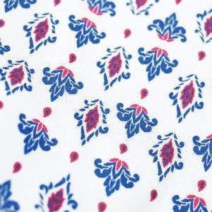 【M】サイズ ダマスク コットントランクス☆ベルギーブランド SIXTINE'S☆プレゼントにも。 ANTOINETTE  さらっと薄手の綿パンツ 男性下着 ホワイト manifica 04