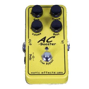 Xotic Effects AC Booster|manmandougakki