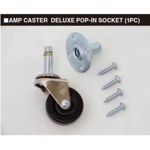 アーニーボール ERNIE BALL AMP CASTERx1 アンプ用キャスター 1個売り|manmandougakki