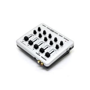 audio-technica ポータブルマルチミキサー AT-PMX5P manmandougakki