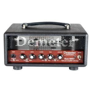Demeter ベース・アンプ Bass 800|manmandougakki