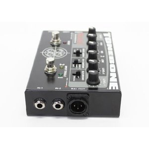 RADIAL ベース用プリアンプ  BASSBONE|manmandougakki