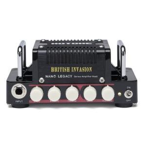 ギターアンプヘッド HOTONE BRITISH INVASION|manmandougakki