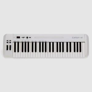 Carbon49 SAMSON キーボード49鍵 USB/MIDIキーボードコントローラー|manmandougakki