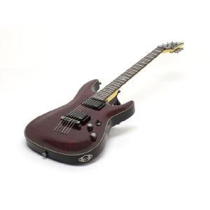 SCHECTER エレキギター DAMIEN ELITE(AD-DM-EL)CRED manmandougakki